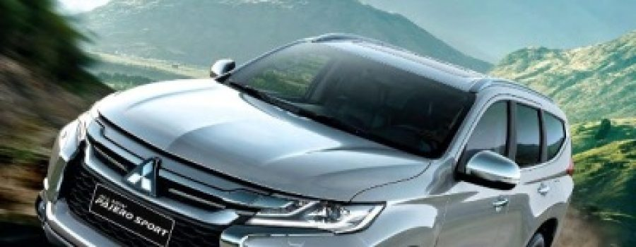 Paket Kredit Mitsubishi Pajero Sport  2019