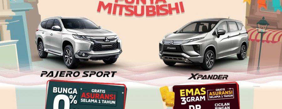 September Spesial Mitsubishi