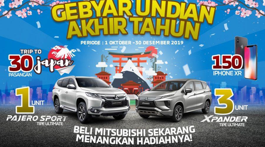 Gebyar Akhir tahun Mitsubishi 2019